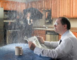 Our Huntington Park Plumbing Team can fix your interior leaks