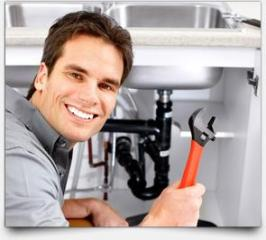 when you call a Huntington Park Plumbing tech to your home, he'll arrive with a smile